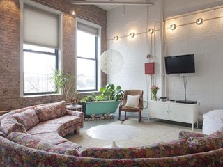 Experience New York City s Eclectic Side at One of These Modern Short Term  Rentals  Experience New York City s Eclectic Side at One of These Modern  . Short Term House Rentals New York. Home Design Ideas