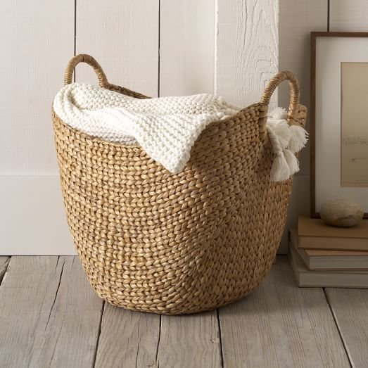 Large Curved Basket