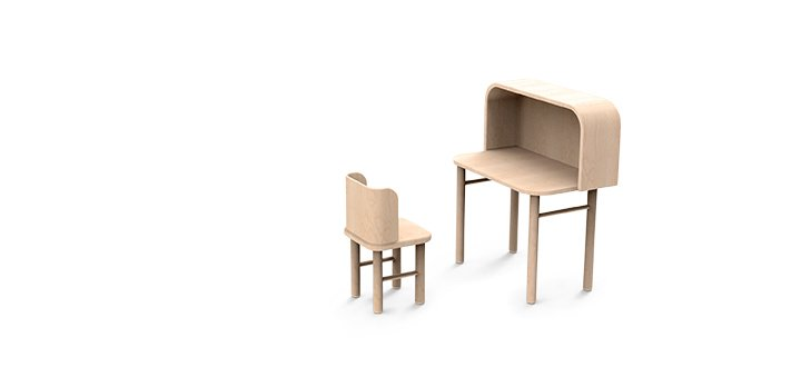 Kids Furniture by Agata Nowak  Photo 41 of 43 in Young Guns 2017: New Designers Making Waves