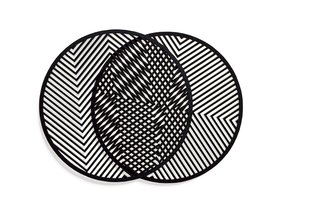 Young Guns 2017: New Designers Making Waves - Photo 6 of 42 - Moiré Coasters by Zsuzsanna Horvath