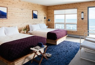 Overlooking the Long Island Sound, a Revamped Hotel Channels its Nautical Roots - Photo 4 of 10 -
