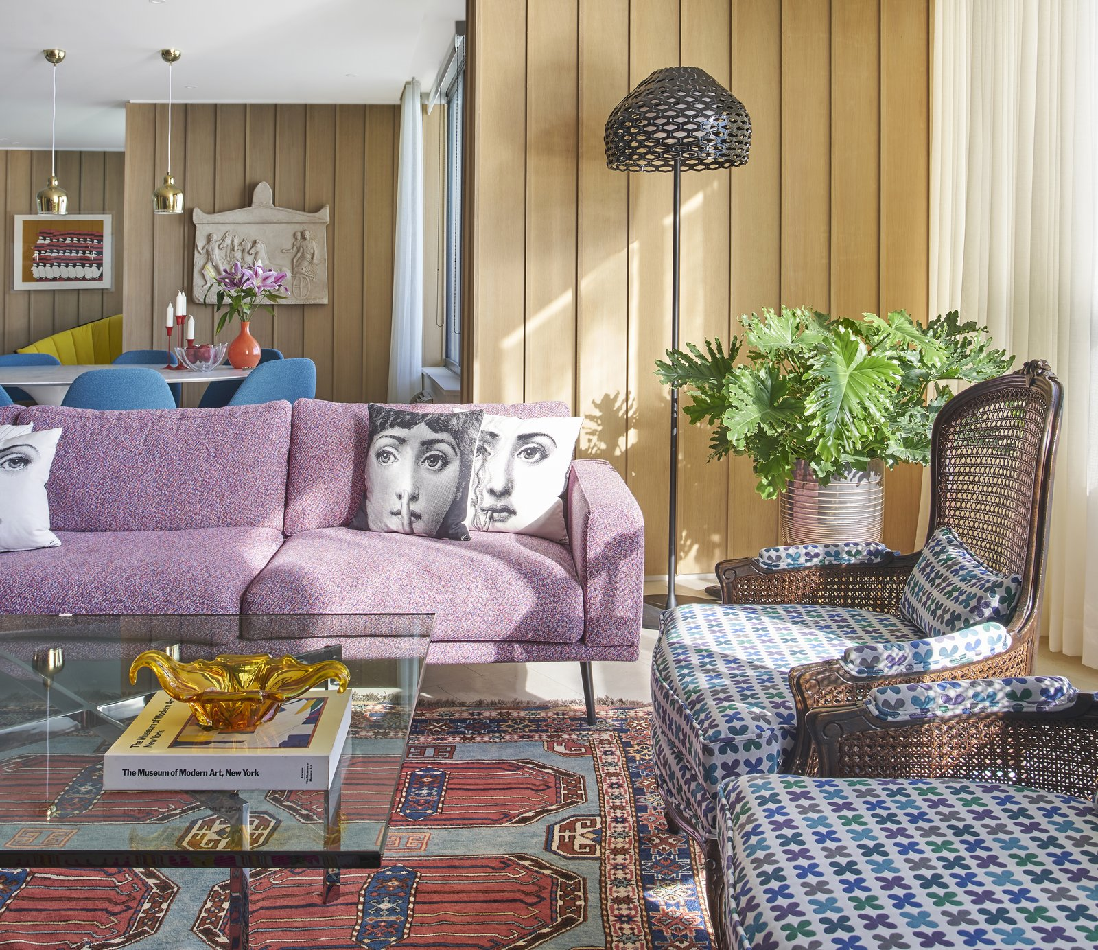 1960S Interior Design An Interior Designer Helps His Mother Turn Her 1960S Chicago
