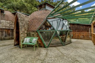 It Took Seven Years to Build This Geodesic Dome by Hand—and it's Now Listed For $889K