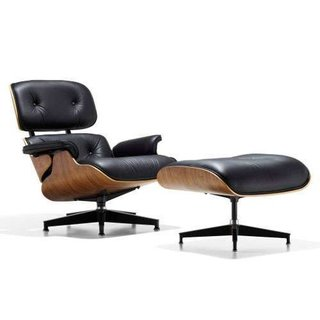 Eames Lounge Chair with Ottoman from Herman Miller