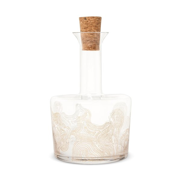 Modern by Dwell Magazine Glass Decanter