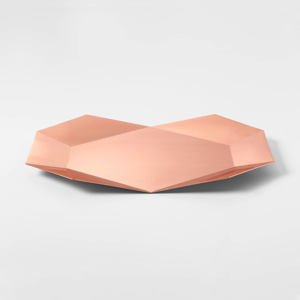 Modern by Dwell Magazine Copper Tray