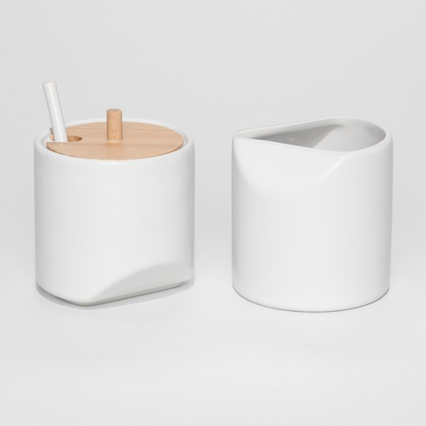 Modern by Dwell Magazine Creamer and Sugar Set