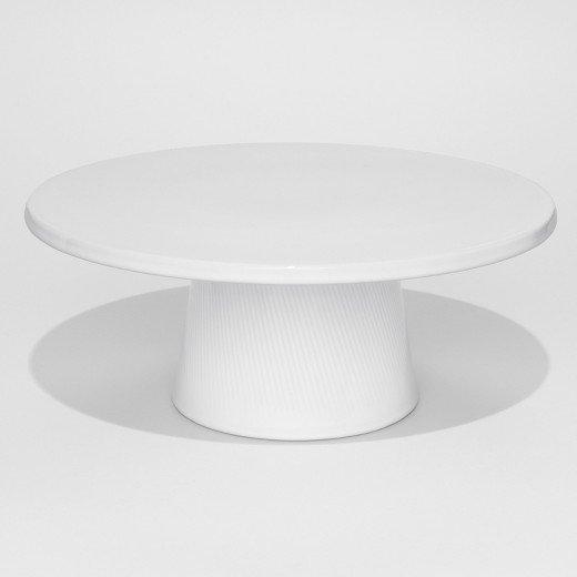 Modern by Dwell Magazine Stoneware Cake Stand