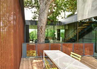 A Refined Austin Home With Verdant Views Asks $2.1M - Photo 1 of 11 -