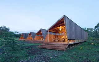 Experience the Magic of Easter Island While Staying in a Modern Eco-Cabana