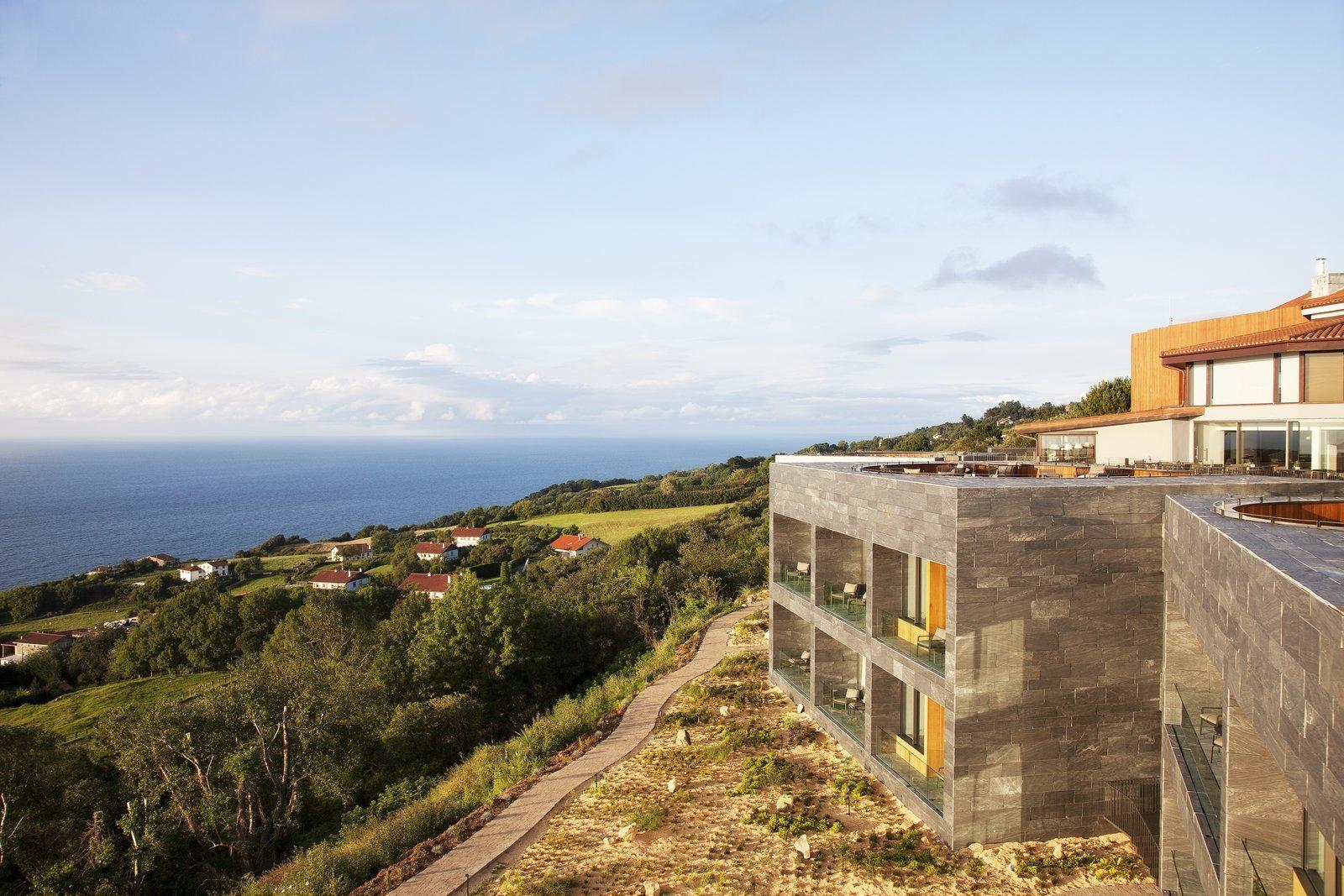 Spain\u0027s Basque Coast Gets a New Modern Hotel With a Michelin ...
