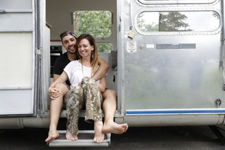 Airstream Dream Team: These Women Travel the Country, Turning Retro RVs Into Homes - Photo 14 of 14 -