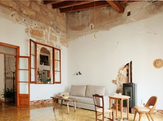 A Salvaged Apartment on Mallorca Leaves its Roots Exposed - Photo 1 of 13 -
