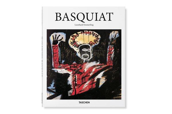 TASCHEN Basquiat Art Book