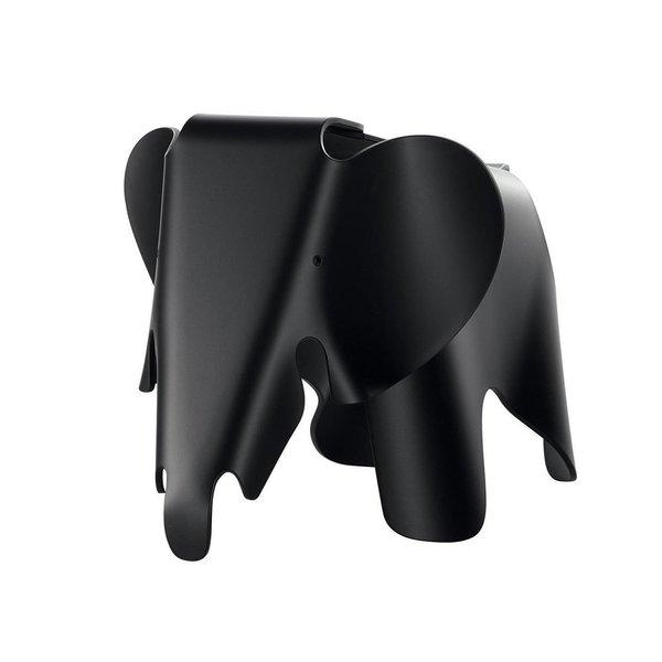 Eames Elephant - Black by Vitra