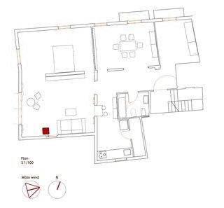 Interesting Floor Plan Bedrooms Plus Study An besides Apartment Over A Car Garage as well Greek besides Huntington Beach Pier Sunset also Msap 2310. on mediterranean design homes