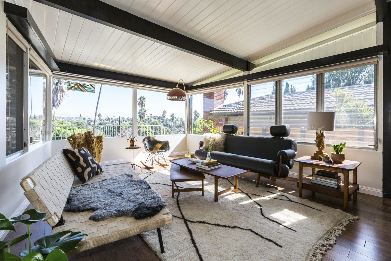 A Renovated Midcentury Home In L A With Timeless Details