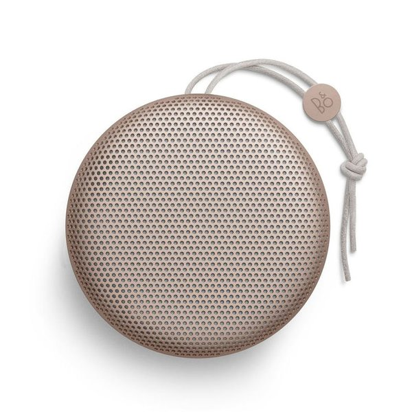 B&O's Portable Bluetooth Speakers