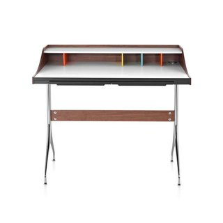 Nelson™ Swag Leg Desk by Herman Miller