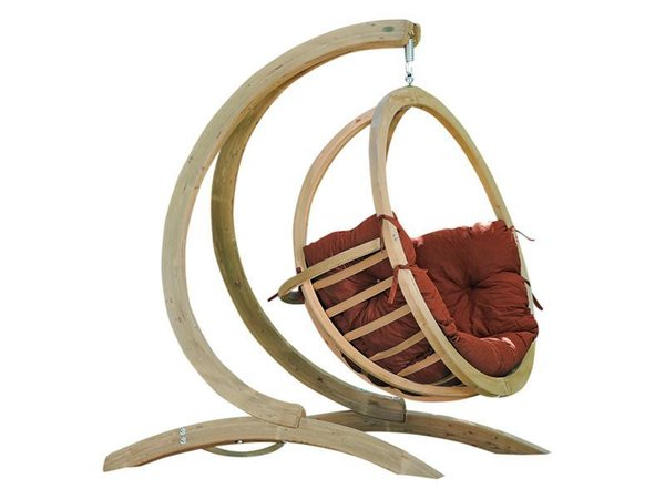 Globo Chair and Stand Hammock Set