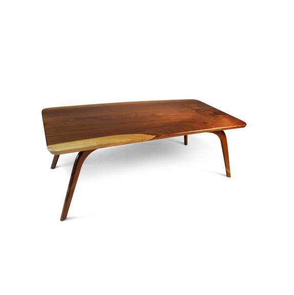 Walnut Elements Coffee Table by Studio Vestri