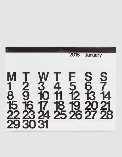 2018 Stendig Calendar