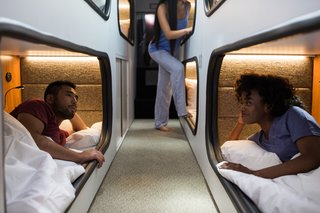 Snooze Your Way From San Francisco to L.A. With This New Sleeper Bus - Photo 4 of 7 -