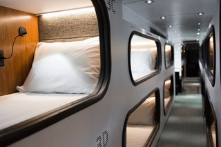 Snooze Your Way From San Francisco to L.A. With This New Sleeper Bus - Photo 2 of 7 -