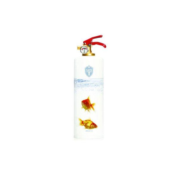 "Designer Fire Extinguisher ""Goldfish"""