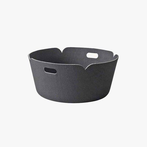 Restore Round Felt Basket from Muuto