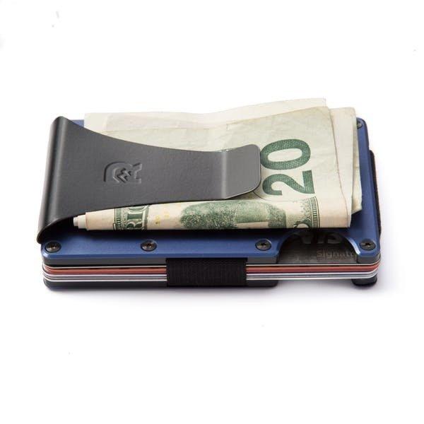 Ridge Wallet's Minimalist Aluminum Wallets