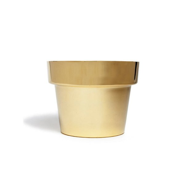 Swedish Brass Planter, Large