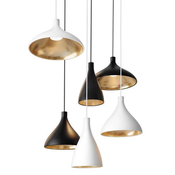 Pablo Designs Swell Medium Pendant