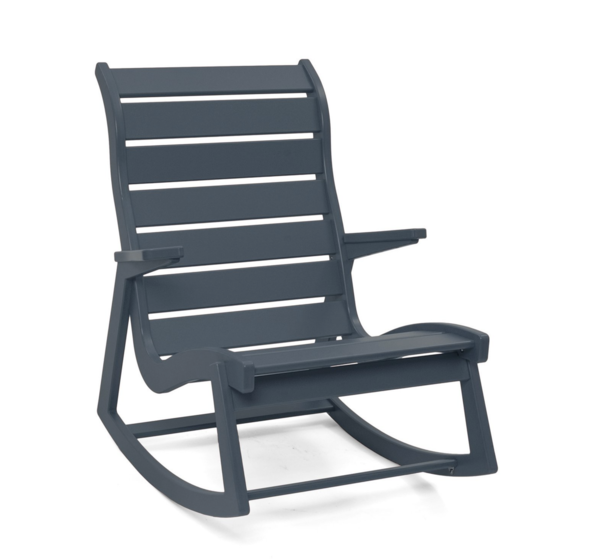 Rapson High Back Rocker