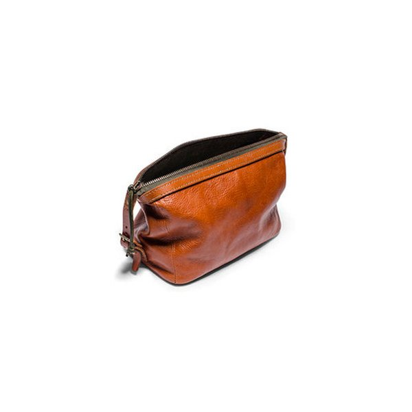 Soft Leather Dopp Kit
