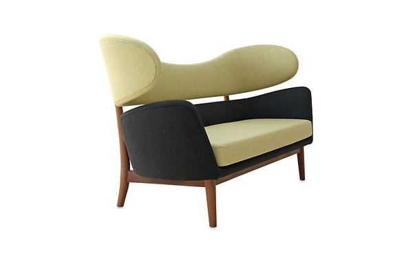 Finn Juhl Baker Sofa in Fabric A