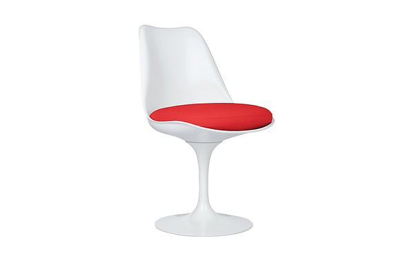 Saarinen Tulip Armless Chair
