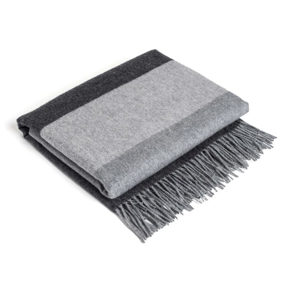 Parachute Cashmere Striped Throw