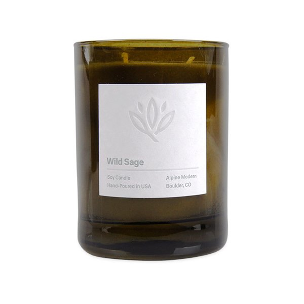 Alpine Modern Wild Sage Candle