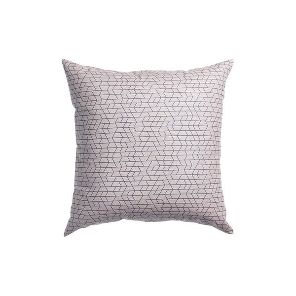 Native Organic × Heath Ceramics Geometric Pillow
