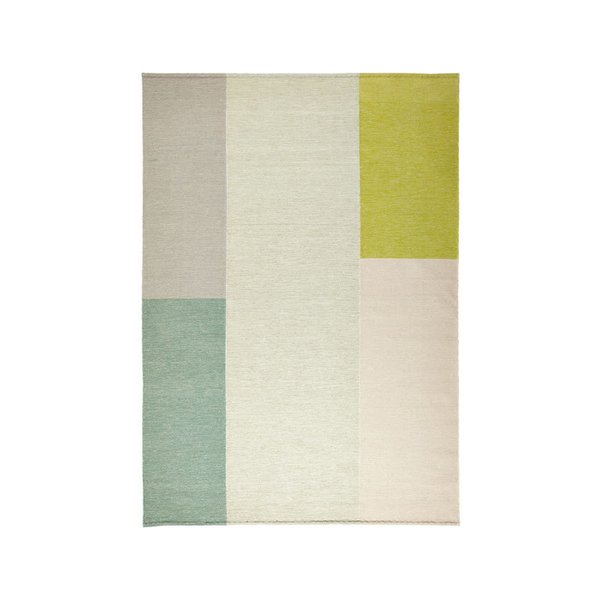 Armadillo & Co. Pleat Rug, Sage