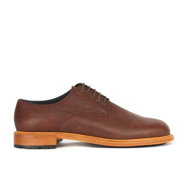 Ankari Floruss Pebbled Derby Shoes