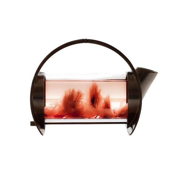 Joey Roth Sorapot Glass & Stainless Steel Teapot