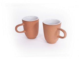 Lagos del Mundo Clay Mugs