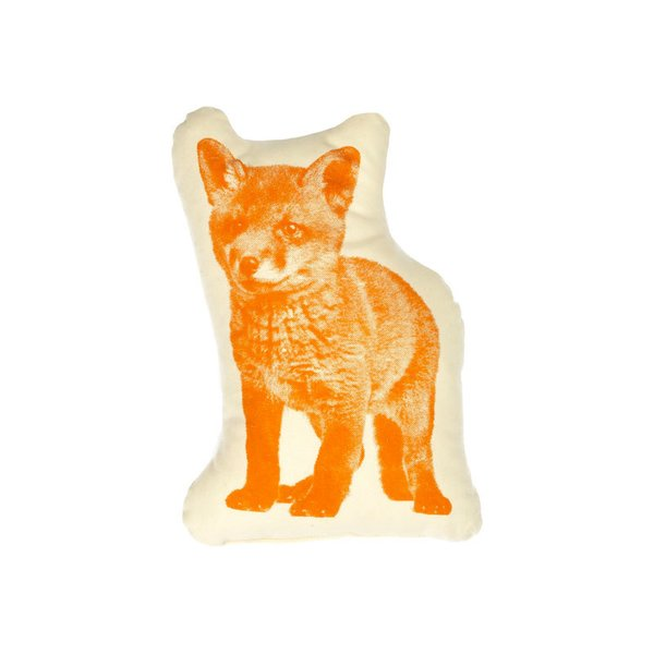 Areaware Pico Fox Pillow