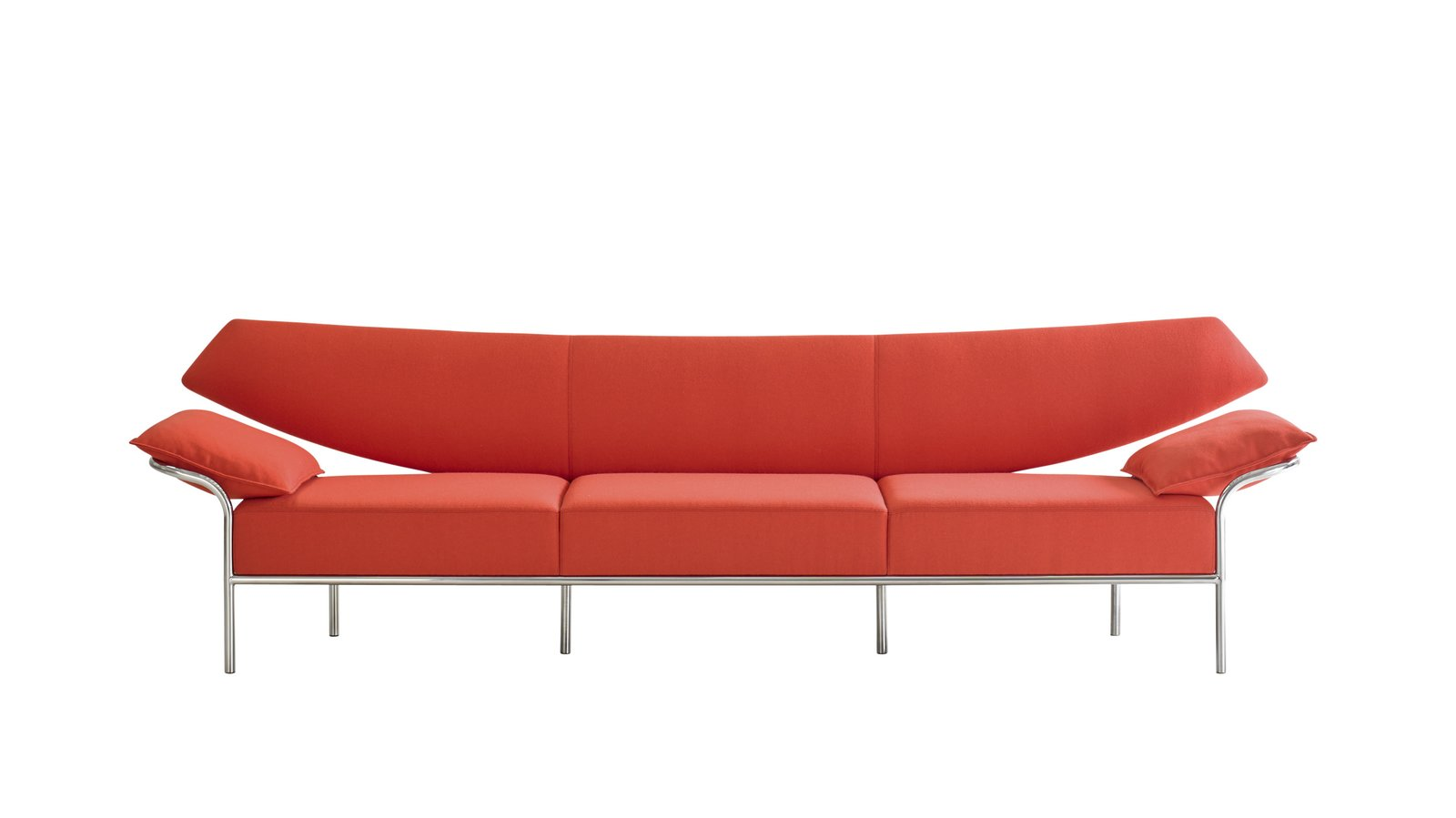 Ibis sofa (2017) Bernhardt As a result of a surprising career move, actor Terry Crews partnered with Jerry Helling, president and creative director of North Carolina–based Bernhardt, to bring his first furniture line to market, which includes Ibis, a sofa with a form inspired by Egyptian hieroglyphics.