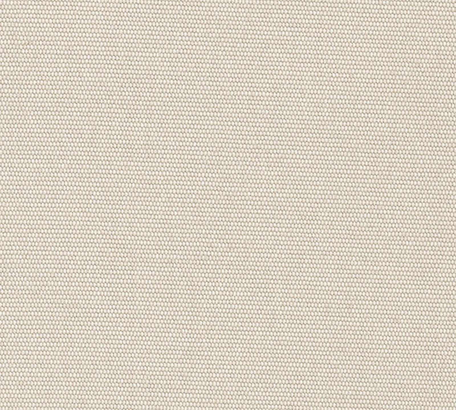 brushed canvas (2017) Pottery Barn This is one of an array of domestically sourced fabrics offered on the York Square Arm Deep Seat Sofa, a  recently introduced top-seller. Made in the company's factory in Hickory, North Carolina, the sofa takes about 15 days to produce and is touched by 30 craftspeople before completion.