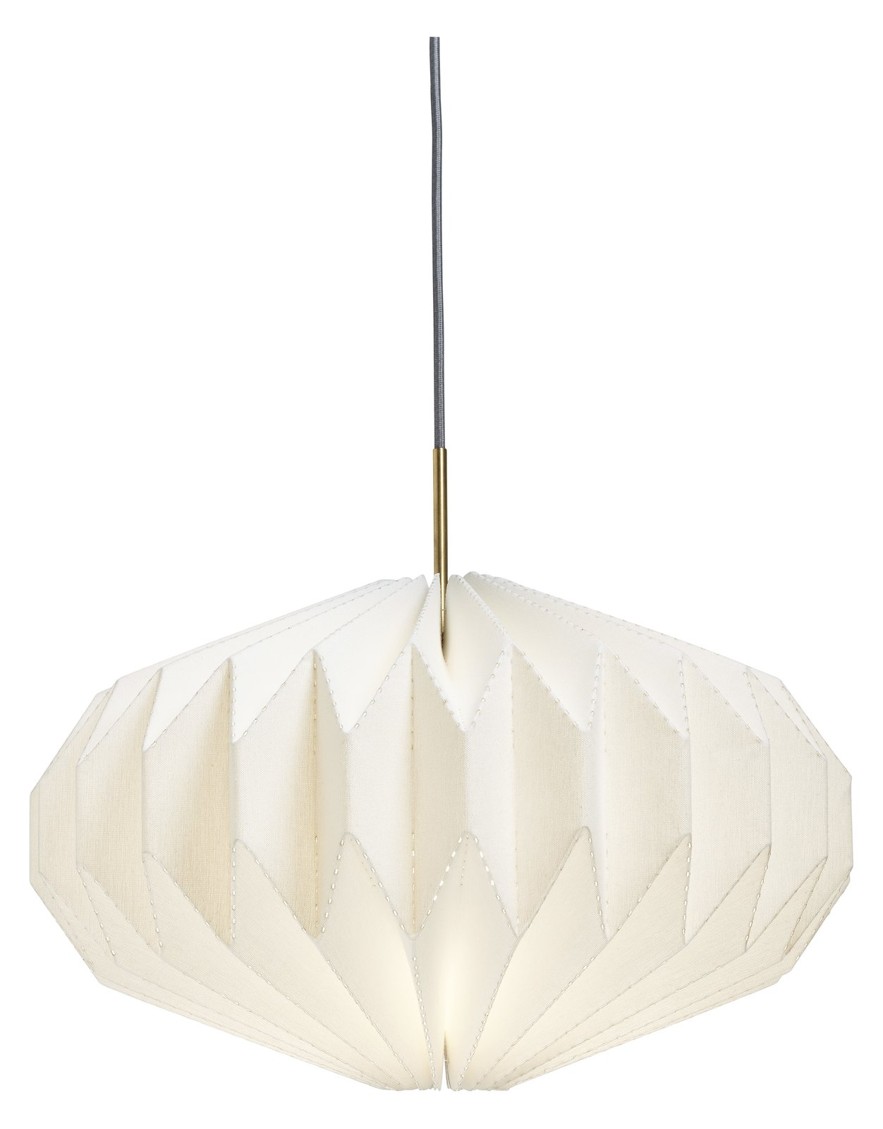 Orikata Saucer Pendant (2017) Room & Board In partnership with The California Workshop, in Costa Mesa, Room & Board just launched this pendant, which is laser-cut and then folded by hand by one to two people. The Minneapolis company, founded in 1980, projects sales of up to 900 units this year.