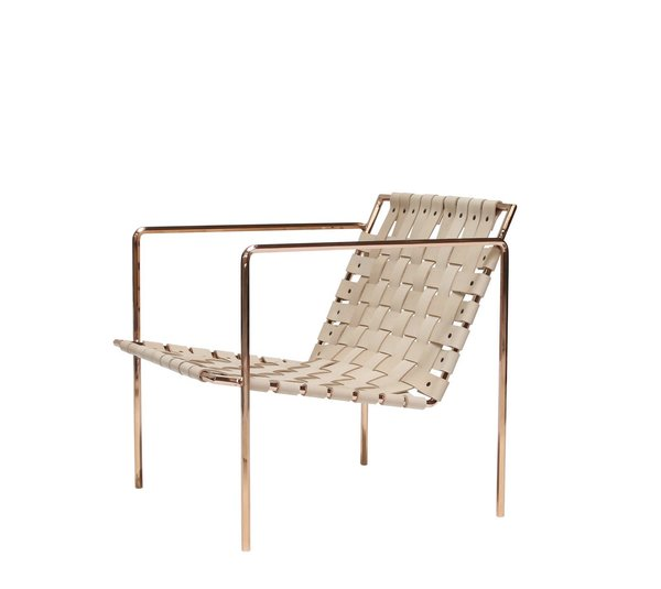 Eric Trine Studio Rod + Weave Chair