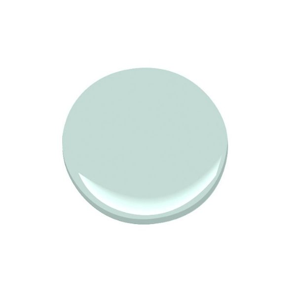 Benjamin Moore Paint – Green Wave